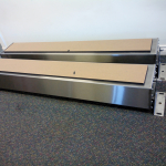 stainless steel sign enclosures